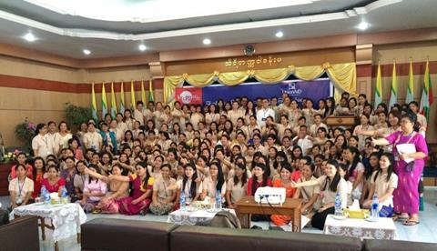 JICHIRO respalda a los sindicatos del sector público de Myanmar