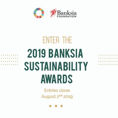 Banksia Sustainability Awards 2019