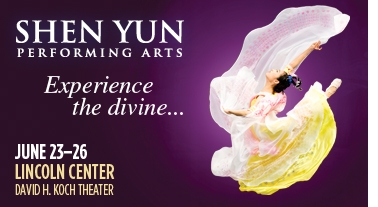 Shen Yun Returns to Lincoln Center in June