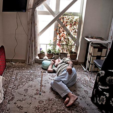Iranian Living Room - the book PayPal tried to ban
