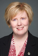 Canada's Minister of Sport Carla Qualtrough