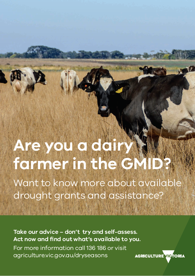 are you a dairy farmer in the gmid?