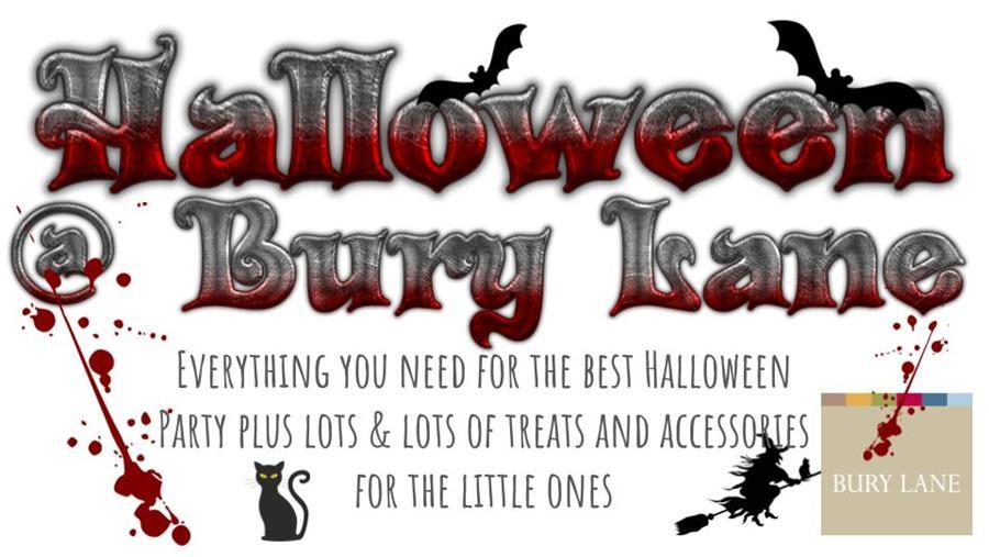 Halloween @ Bury Lane