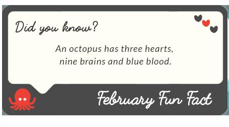 February 2017 fun facts