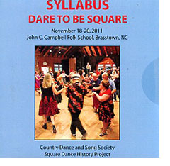 Dare to Be Square Syllabus