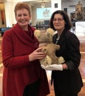 Blog post: Isobel and the Koala