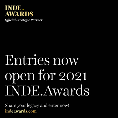 Entries are open for the 2021 INDE.Awards