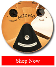Fuzz Face Pedal