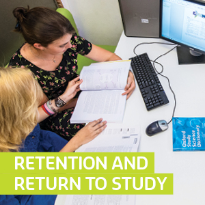 CQUniversity Retention and Return to Study