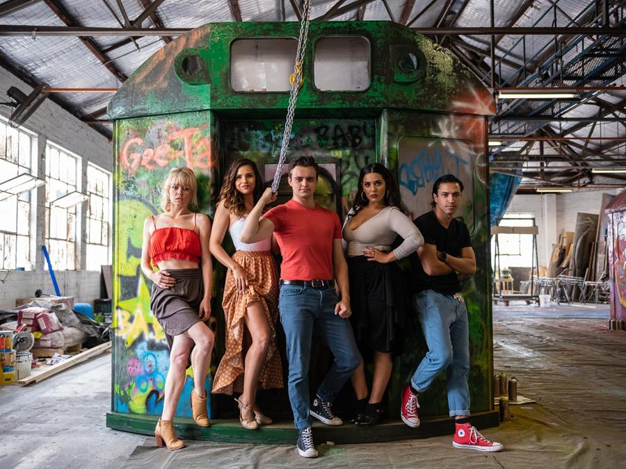 Cast West Side Story Handa Opera Sydney Harbour
