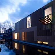 Water Villa by Framework Architecten and Studio Prototype