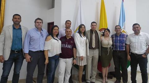 Colombian unions negotiate local tripartite agreement for decent work in Bello