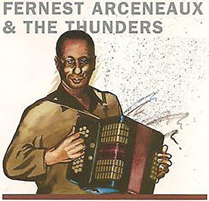 Fernest Arceneaux and The Thunders