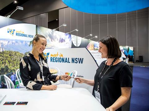 AIME showcases Regional NSW