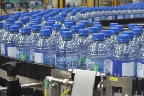 NZ Drinks ERP bottling SCM