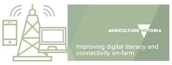 improving digital literacy and connectivity on-farm