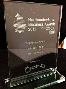 Turn On Images To See Our New Award!