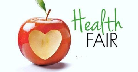 Health Fair at Stenton Park Playground