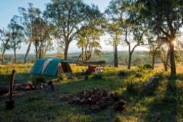 Farm campsites