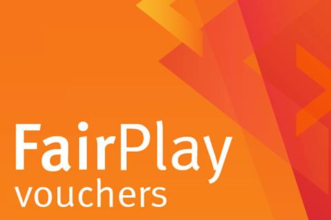FairPlay Vouchers now OPEN