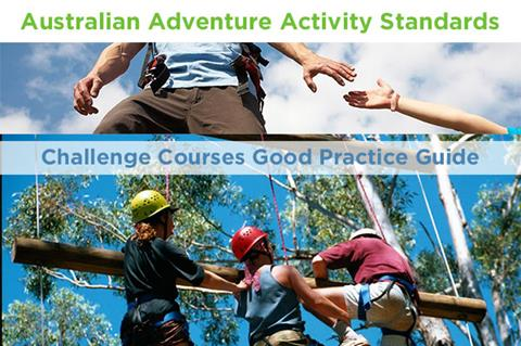 Challenge Courses Good Practice Guide (AAAS)