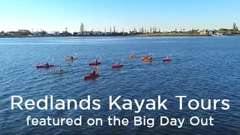 Redlands Kayak Tours