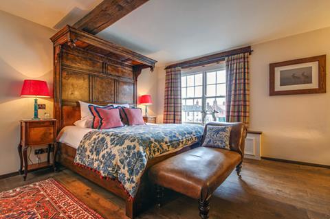 Bedroom 1 at Byfords - Recently refurbished