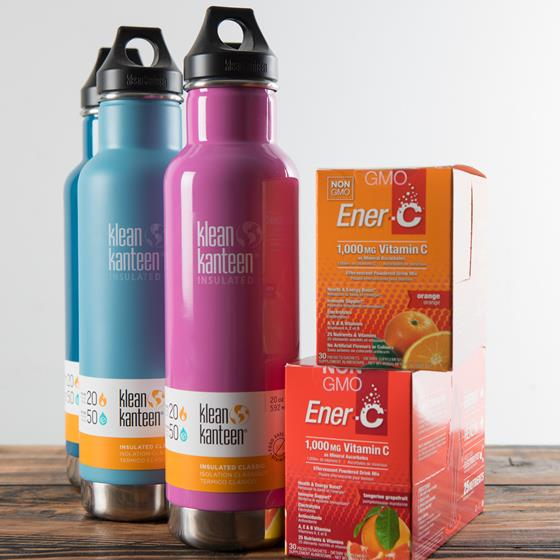 Klean Kanteen products