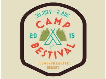 Camp Bestival logo. © Camp Bestival.