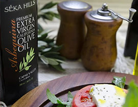 Séka Hills Extra-Virgin Olive Oil