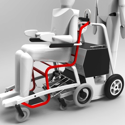 Update PRM transport solutions by Special Mobility