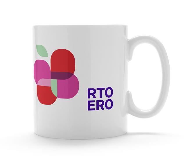 RTO/ERO coffee mug.