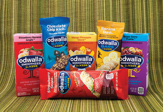 Odwalla Bars Smoothies