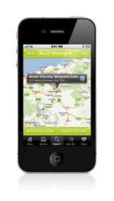 VisitVineyards iPhone app - download now