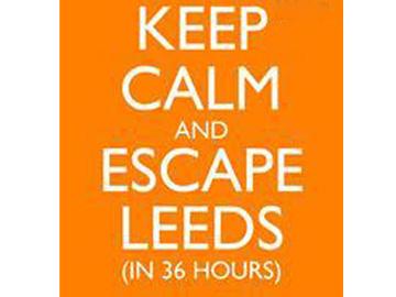 Leeds Rag Jailbreak poster. © Leeds RAG.
