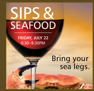Sips & Seafood