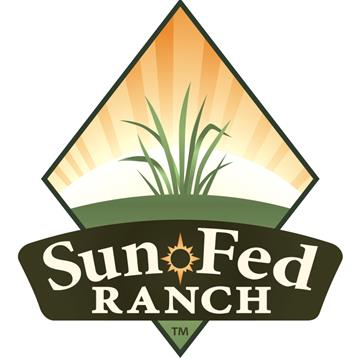 Sun Fed Ranch logo