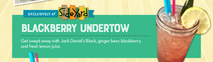 Blackberry Undertow