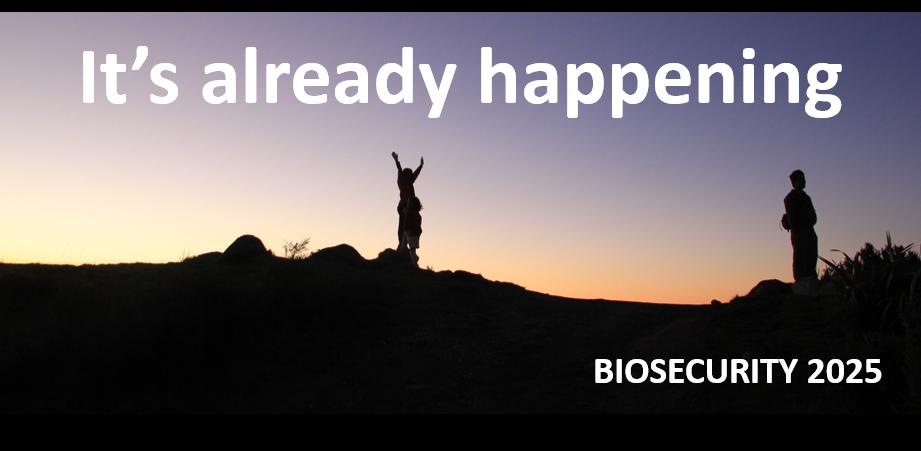 Bioseurity 2025 making it happen