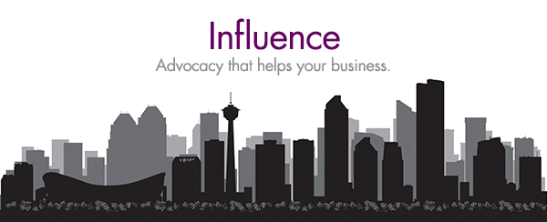 Influence - Advocacy that helps your business.