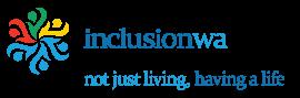 Inclusion WA logo