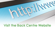 Visit the Back Centre Website