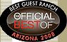 Best Guest Ranch, Arizona 2008