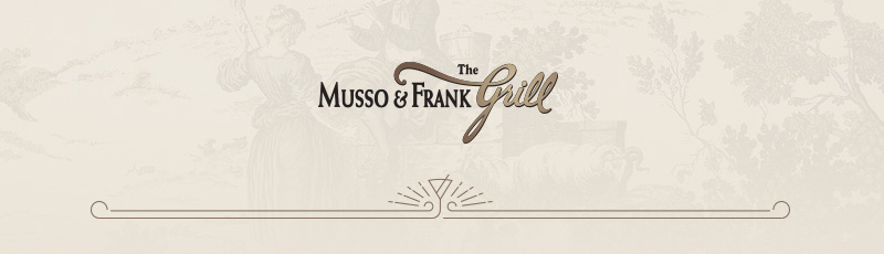 Musso and Frank