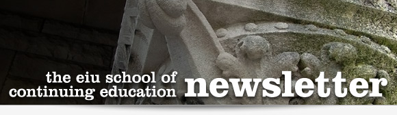 EIU School of Continuing Education Newsletter
