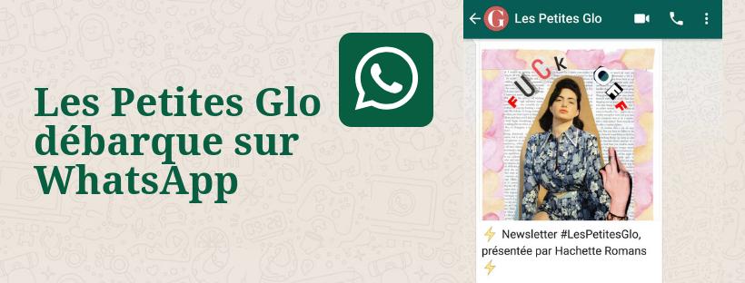 On se retrouve sur WhatsApp ?