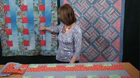 Take 3 Fabrics with Valerie Nesbitt