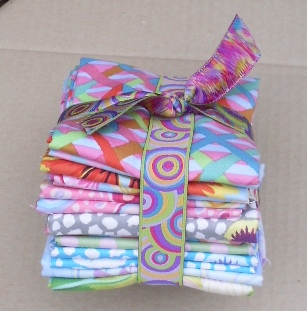 20th Anniversary Kaffe Fassett Celebration Pack from Lady Sew & Sew