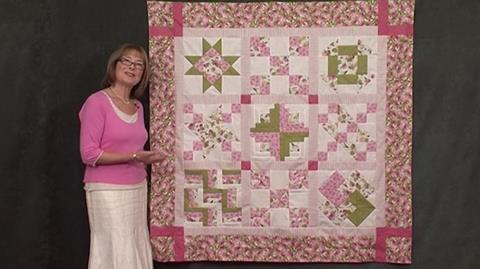 Your First Sampler Quilt with Valerie Nesbitt