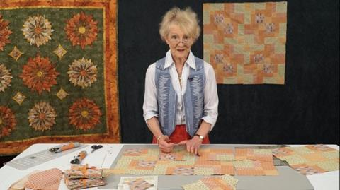 Double Disappearing 9 Patch with Jennie Rayment